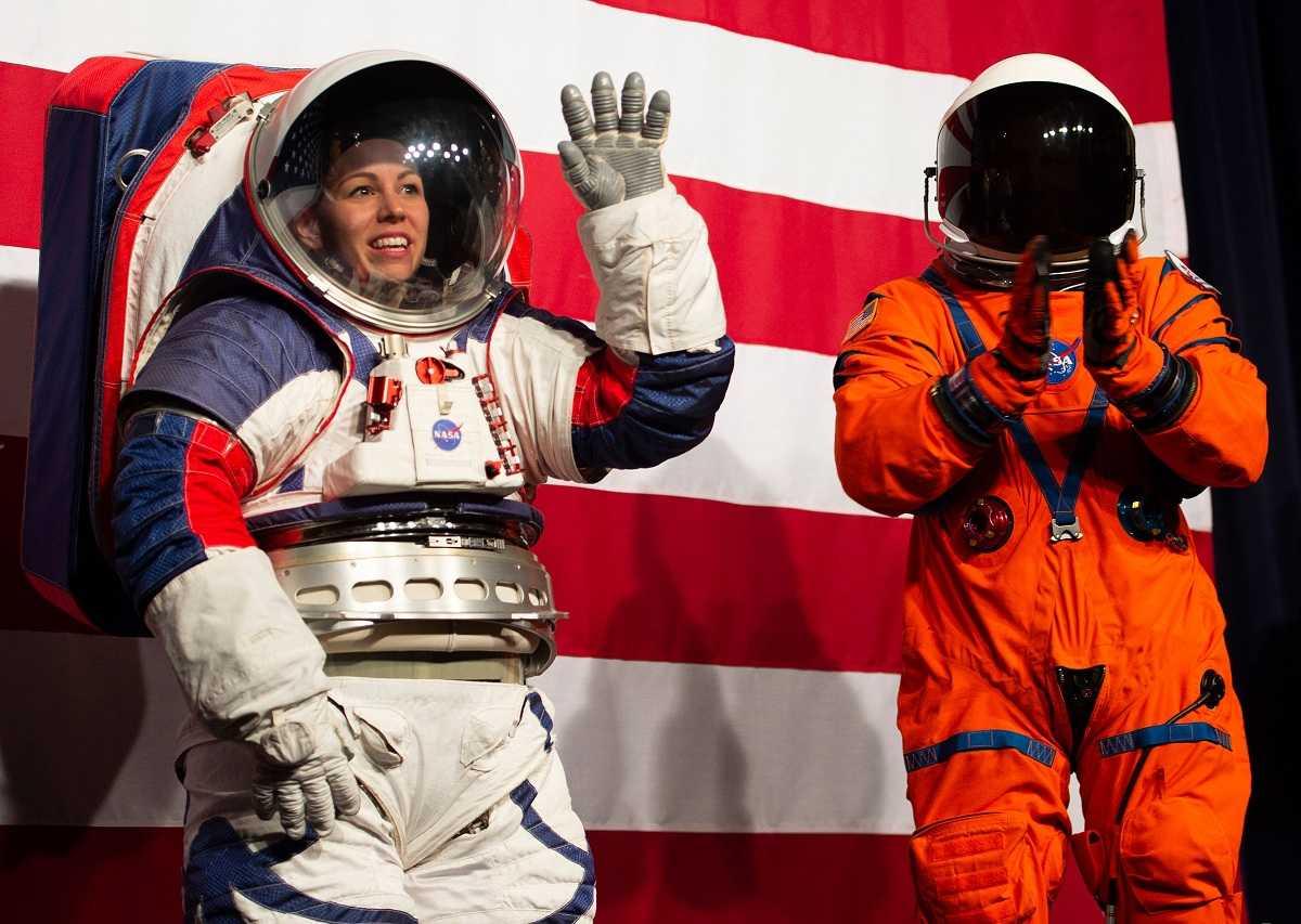 NASA Merancang Pakaian Luar angkasa Baru dan Teknologi Spacewalk