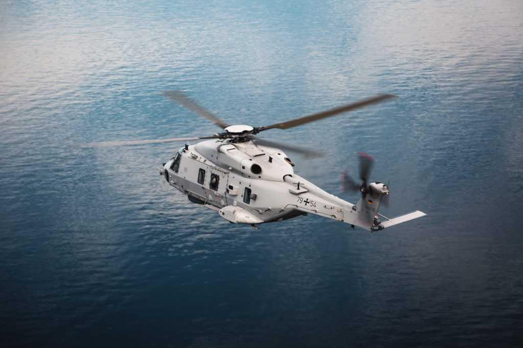 NATO Memberikan Poin Tujuan Untuk Helikopter Generasi Berikutnya