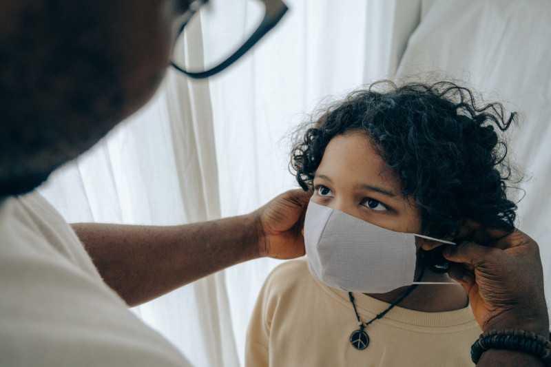 Orang Tua Wajib Paham Ini, Antivirus Covid-19 Tidak Diperlukan untuk Anak OTG dan Gejala Ringan