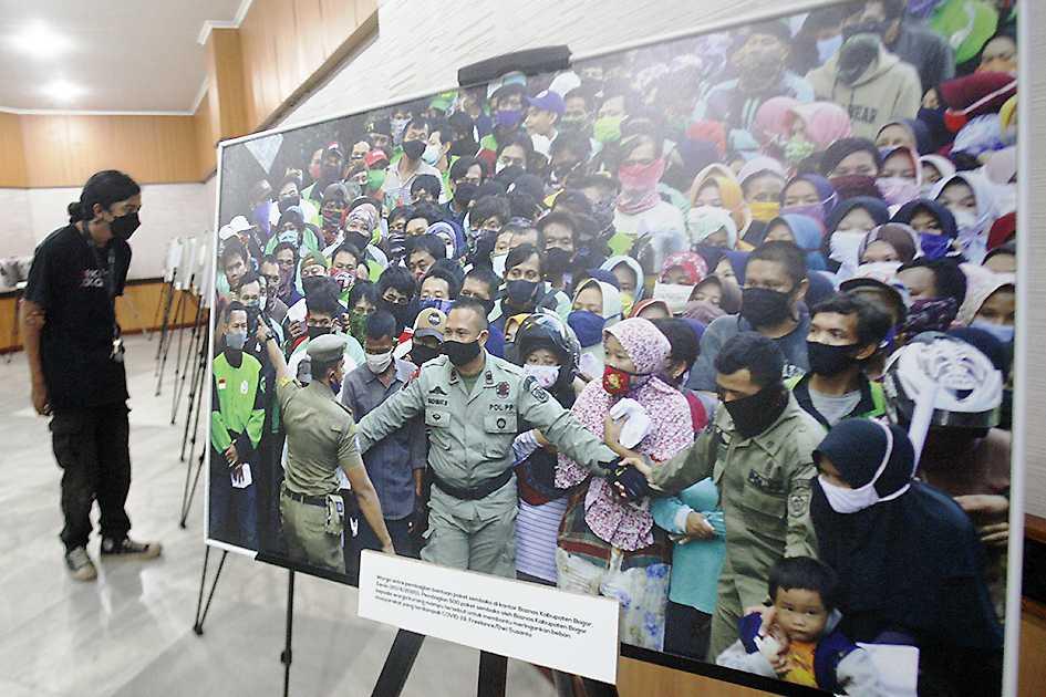 Pameran Foto Bogor Dalam Bingkai 2020
