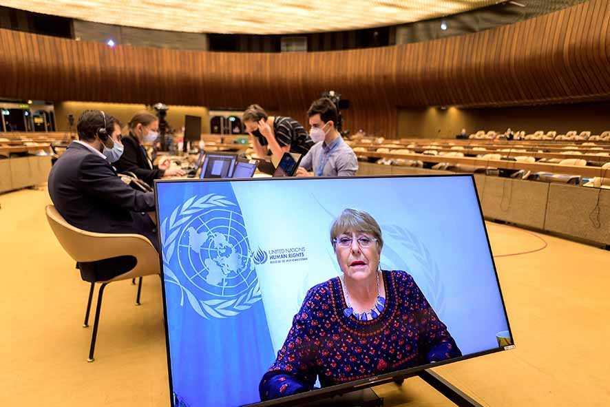 PBB Kecam Peningkatan Kekerasan