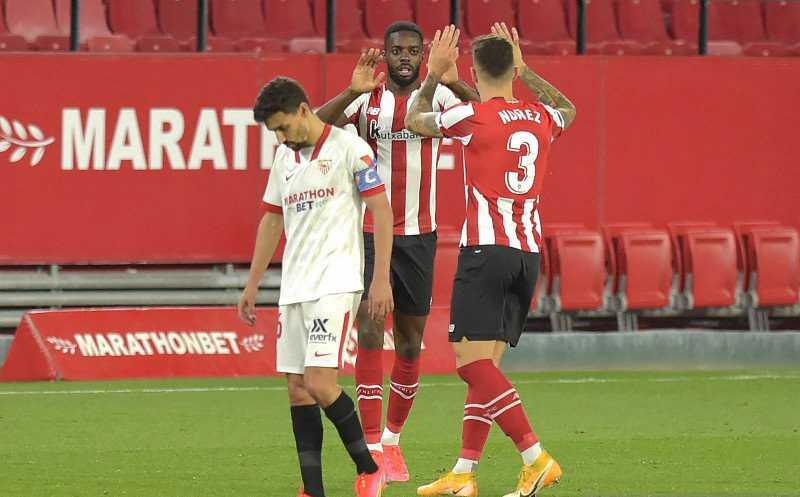 Peluang Sevilla Rebut Gelar  La Liga Makin Tipis