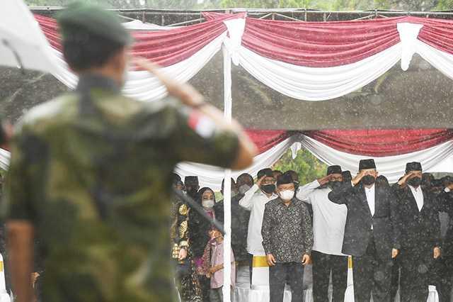 Pemakaman Sudi Silalahi