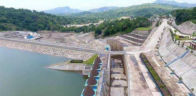 Pembangunan Bendungan Napun Gete NTT Tuntas