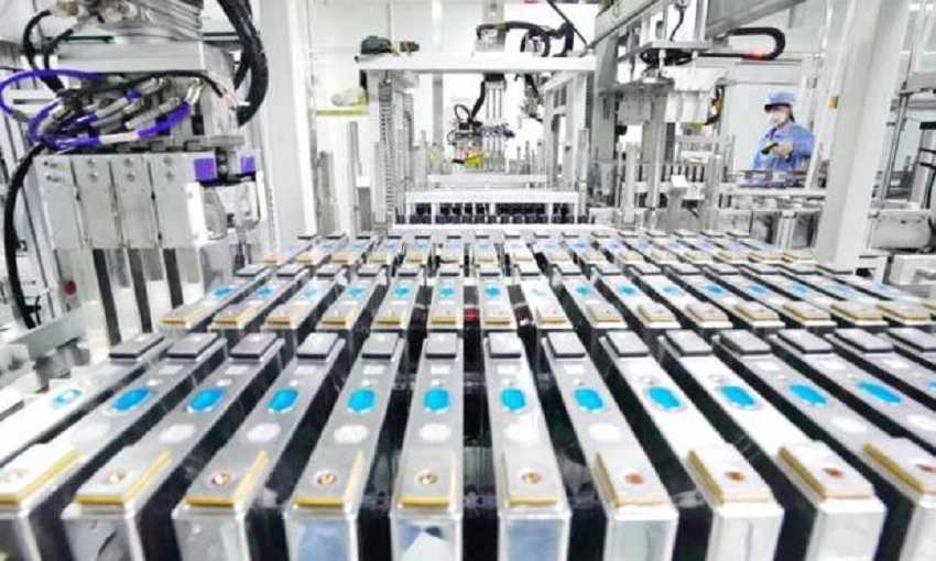 Pembangunan Pabrik Baterai Listrik Dimulai 15 September 2021