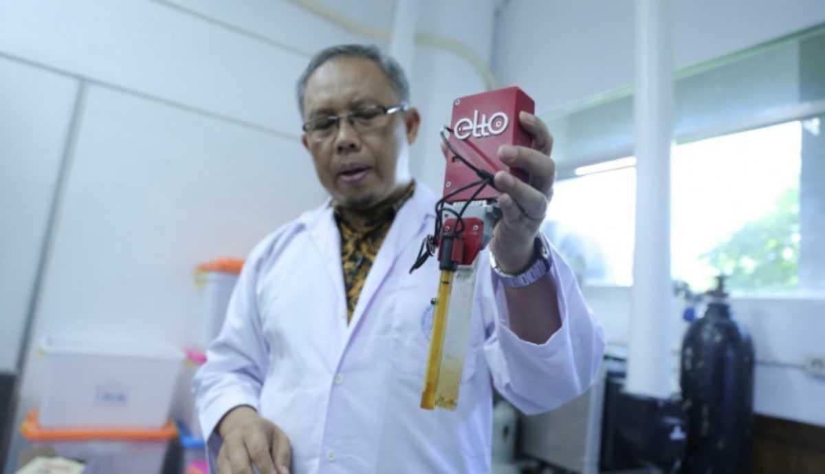 Pembaruan GeNose Disiapkan untuk Hadapi Mutasi Virus Korona Terbaru
