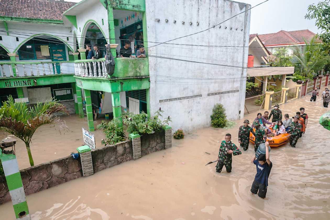 Pemprov Banten Diminta Waspadai Bencana Banjir