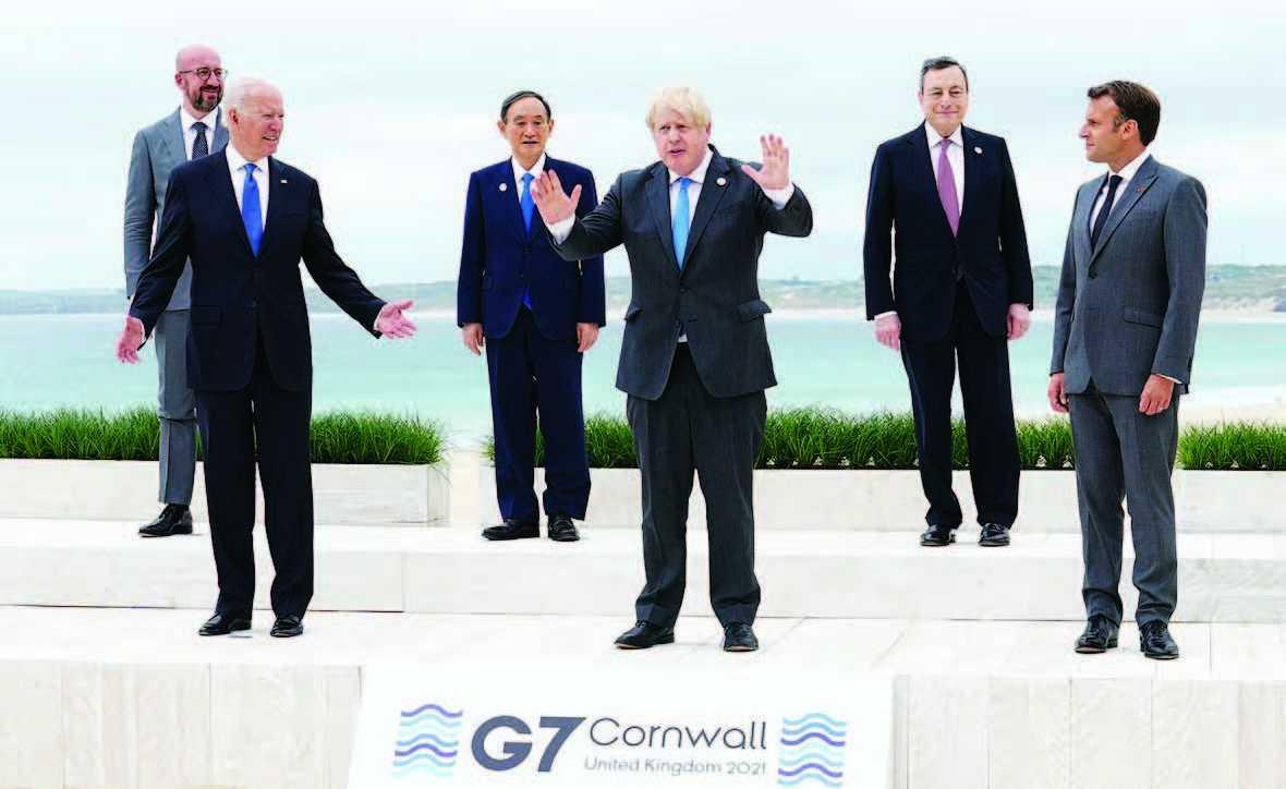 Penasihat G7 Desak Perubahan Pengelolaan Ekonomi Global