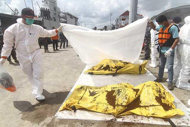 Pencarian Korban Kapal Tenggelam Dihentikan