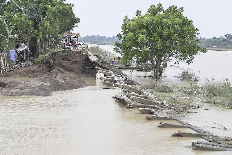 Perbaikan Aliran  Sungai Jadi Prioritas