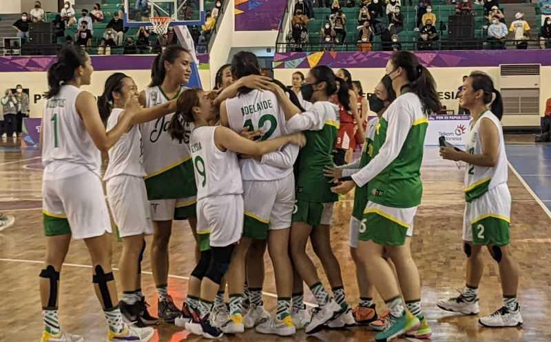Perbasi Pastikan Liga Bola Basket Putri Bersponsor