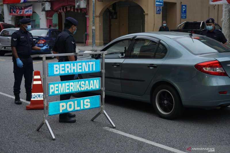 Perdana Menteri Malaysia Umumkan PKP di Seluruh Negeri