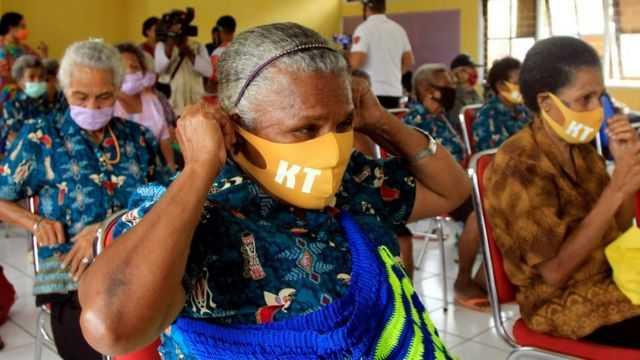 Perkembangan COVID-19 DI Papua, Cadangan Obat Menipis Dan Bertahan Hingga Dua Minggu