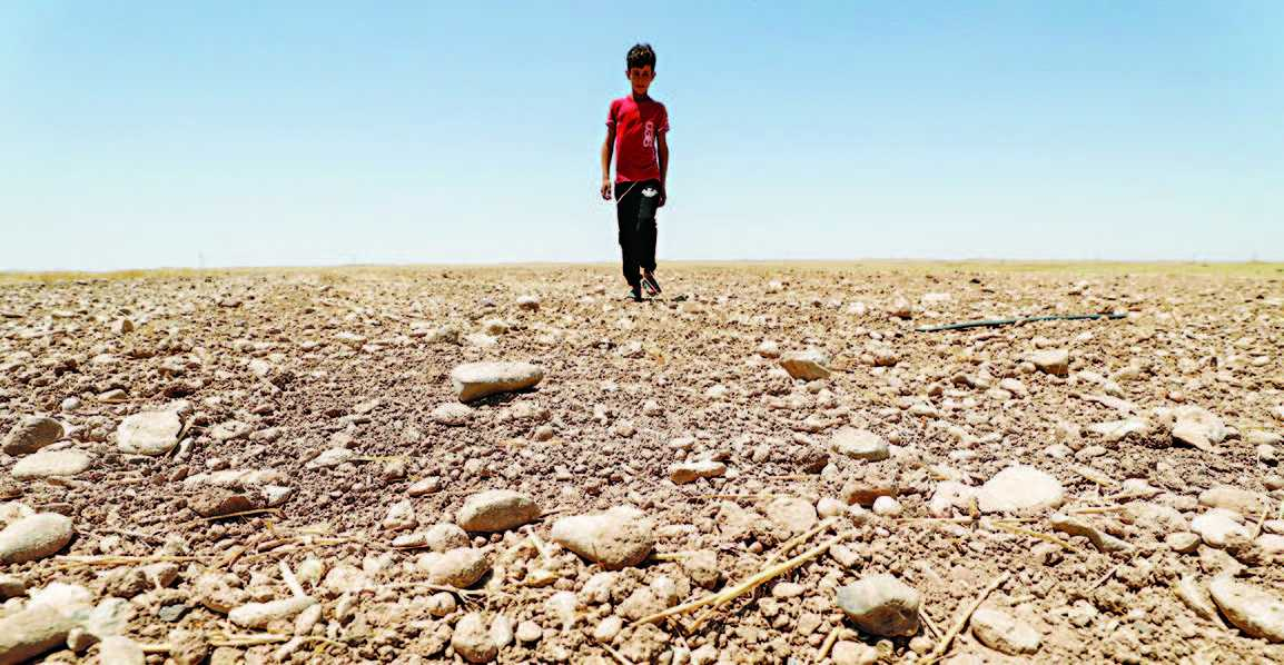 Perubahan Iklim Dapat Usir 216 Juta Orang Tinggalkan Rumah