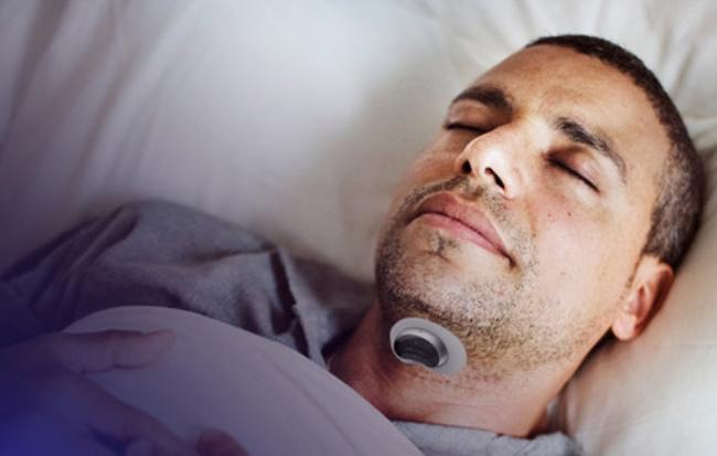 Snore Circle Gunakan Denyut Listrik Mikro