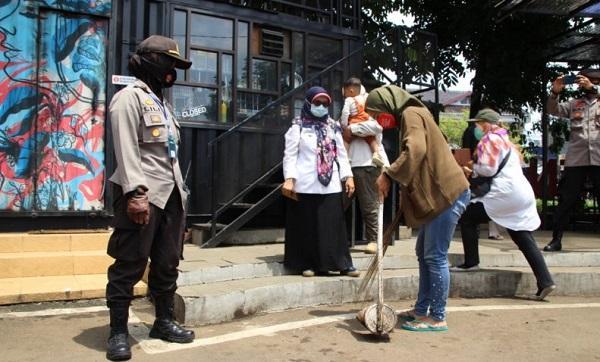 Awas, Covid-19 Harian Kota Bandung Tembus Rekor Tertinggi