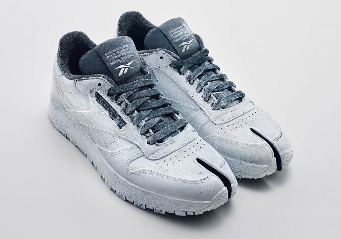 Maison Margiela dan Reebok Meluncurkan Sneakers Terbaru