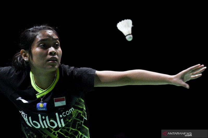 Gregoria Langsung Tersingkir di Babak Pertama Thailand Open