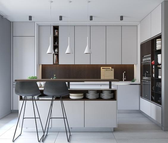 Konsep Modern Minimalis untuk Dapur