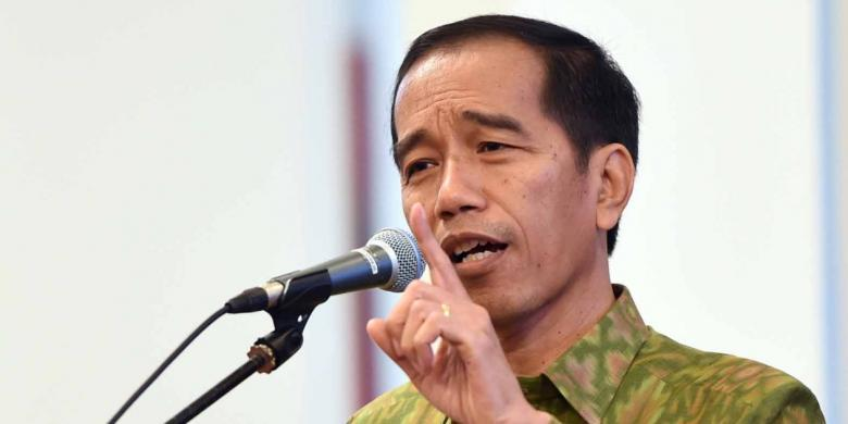 Jokowi Ingin Program Pembangunan MRT Diteruskan