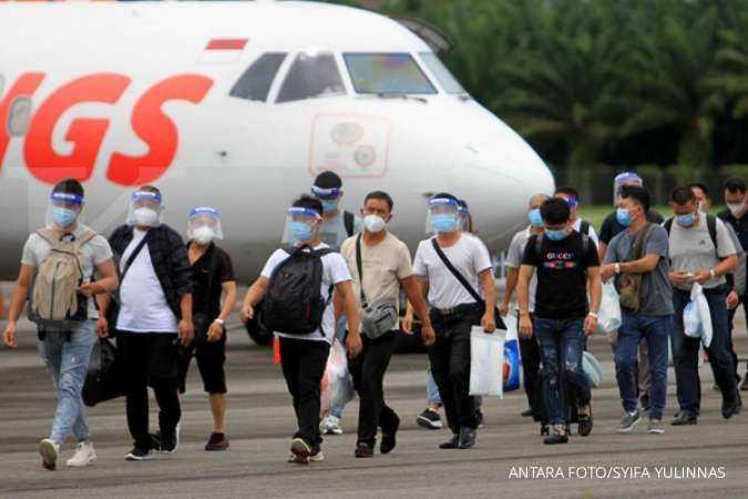 Pintu Masuk Bandara Kini Dijaga Super Ketat dari Orang Asing, Semoga Varian Mu Tak Masuk