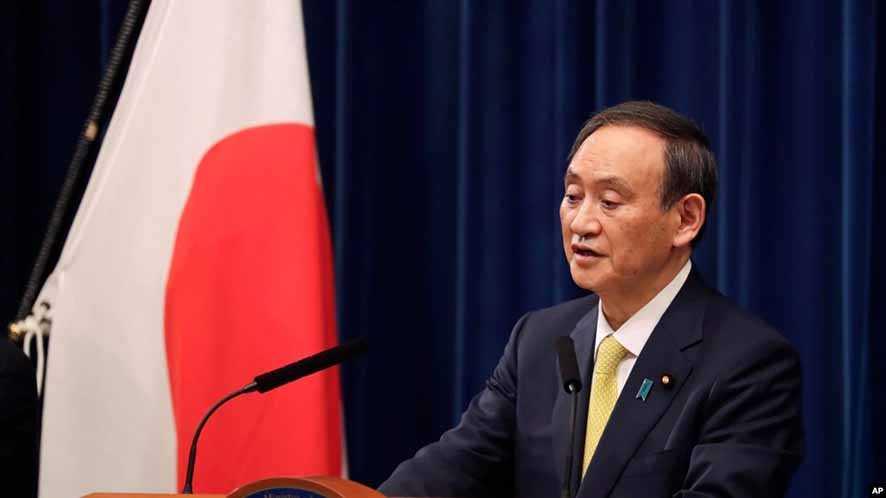 PM Suga Akui Kekalahan LDP dalam Pemilu Sela