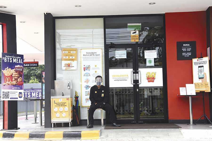 Polda Metro Jaya Minta Aplikasi Promo BTS Meal Dihentikan