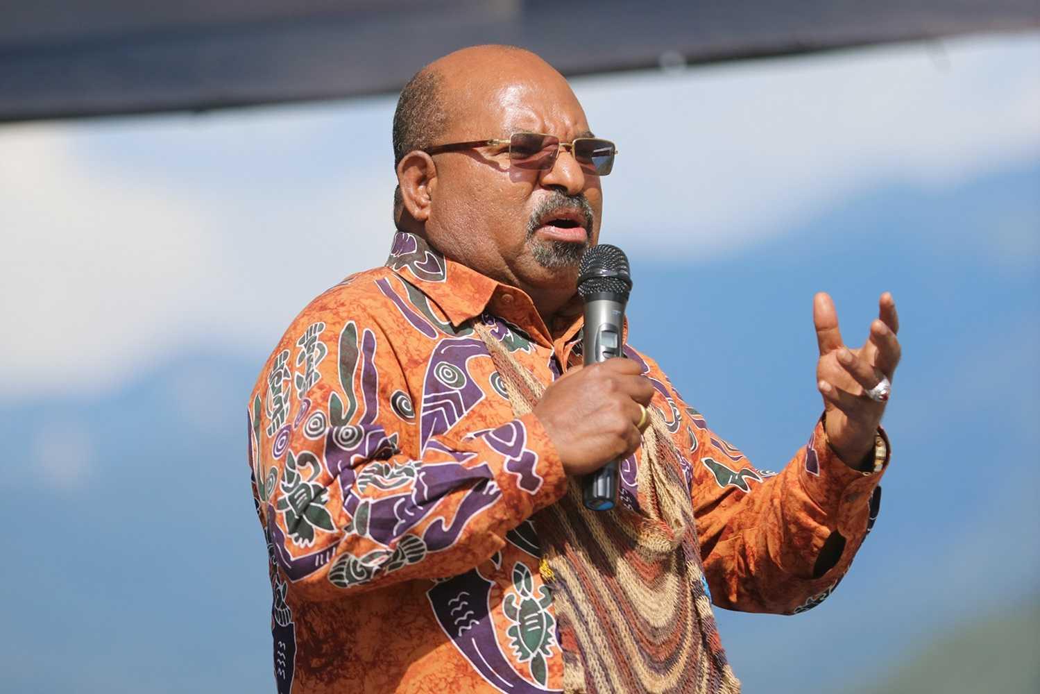 PON 2020 Pertaruhan Harga Diri Warga Papua