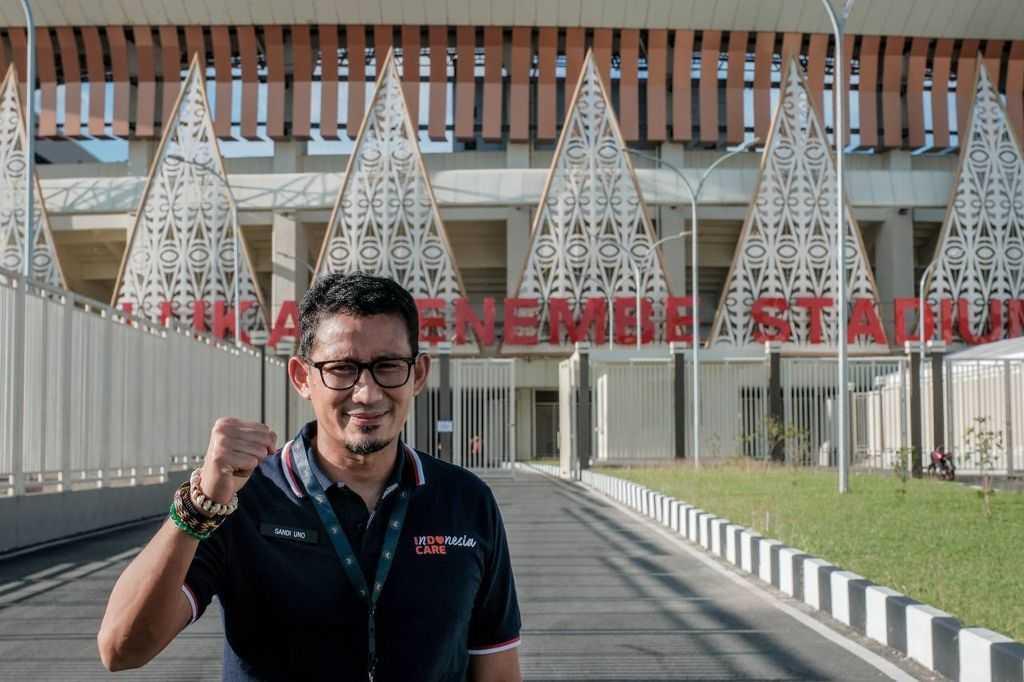 PON XX Diharapkan Berdayakan Ekonomi di Papua