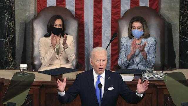 Presiden Biden : Konsep Ekonomi Trickle-down Tidak Pernah Berhasil