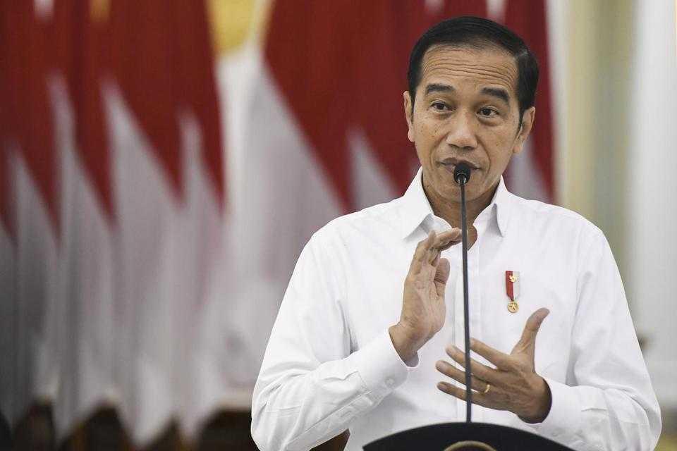 Presiden: Era Kejayaan Komoditas Bahan Mentah Sudah Berakhir