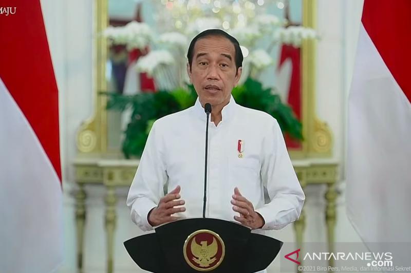 Presiden Jokowi Ajak Perbankan Segera Ekspansi dan Gelontorkan Kredit