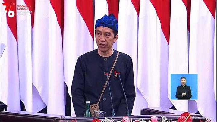Presiden Jokowi Analogikan Pandemi Covid-19 seperti Api, Membakar Sekaligus Menerangi