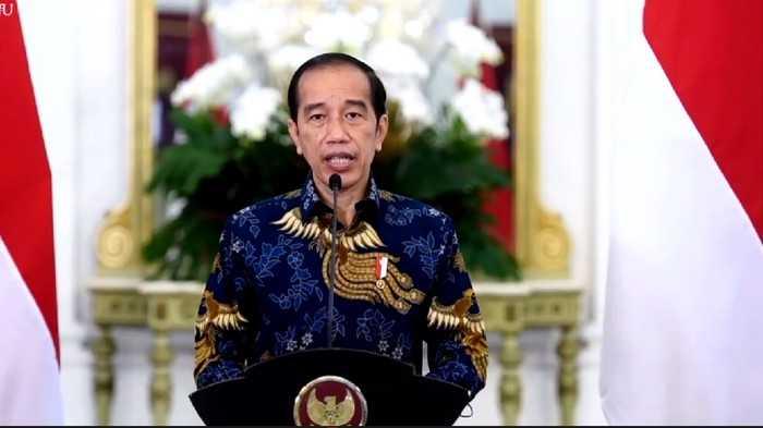 Presiden Jokowi Sebut Hanya Ada Dua Kunci Selamatkan Indonesia dari Covid-19