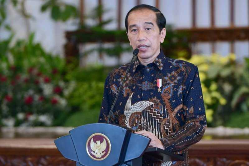 Presiden Jokowi Sebut PMI Indonesia Sudah Naik di Atas Kenormalan