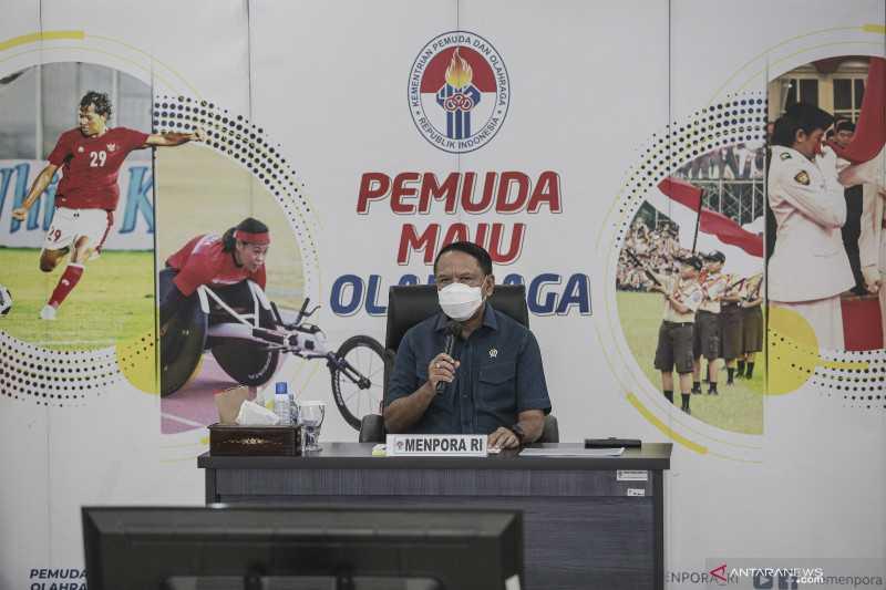 Presiden Minta Vaksinasi Atlet PON dan Peparnas Segera Dituntaskan