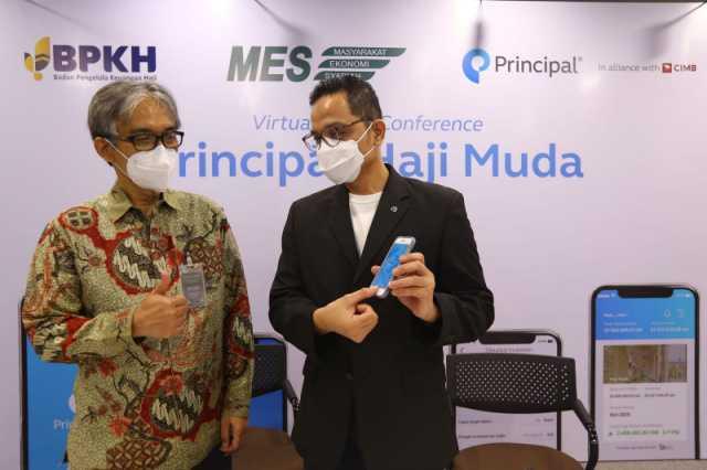 Principal Haji Muda, program investasi reksa dana Syariah