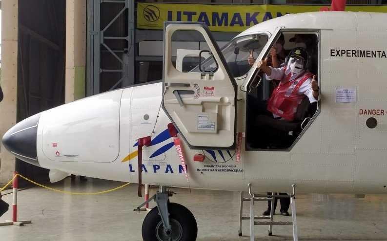 PT DI Siap Produksi Pesawat N219 Mulai 2021