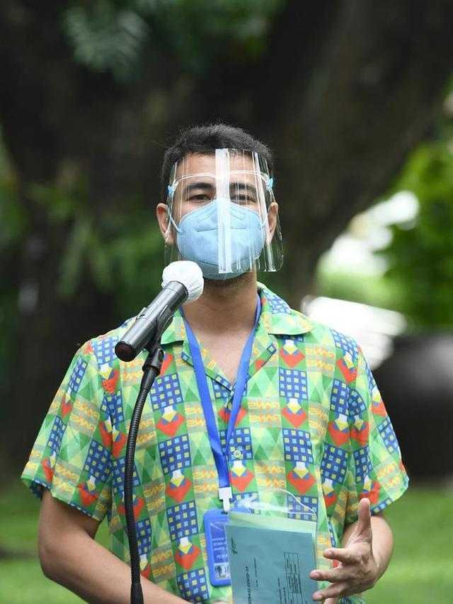 Raffi Ahmad Buka Suara Mengenai Kabar PKB Ingin Meminangnya untuk Pilgub DKI Jakarta