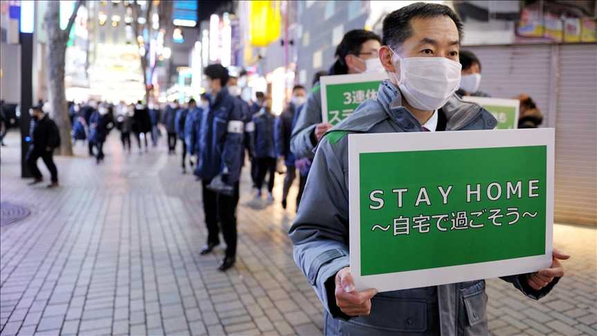 Rekor! Tokyo Mencatat 5.042 Kasus Terinfeksi Covid-19 Melonjak di Tengah Penyelenggaraan Olimpiade