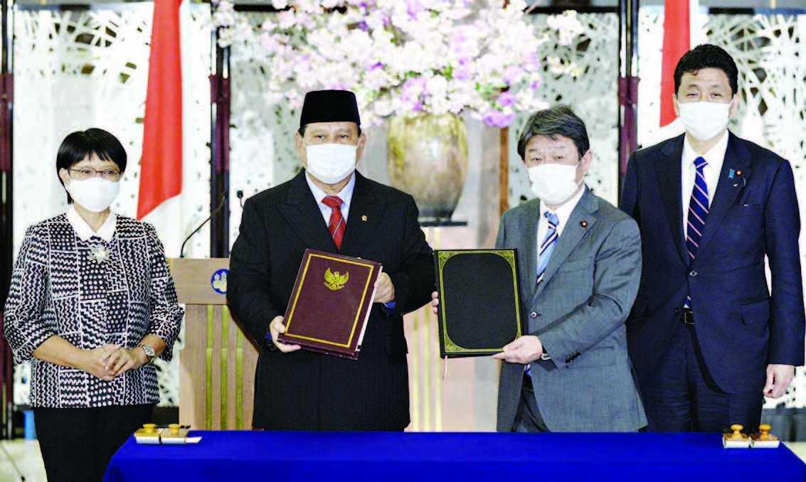 Retno Dorong Jepang Tingkatkan Investasi di Indonesia