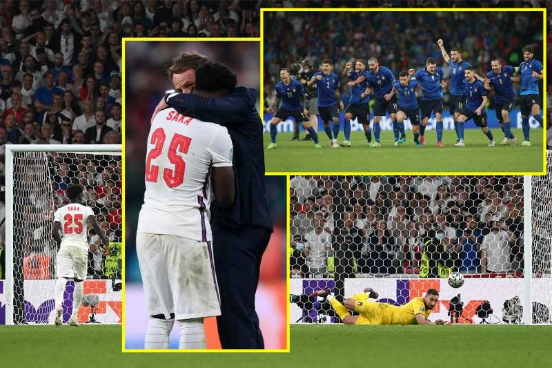 Roy Keane Kritik Southgate Kenapa Tunjuk Bukayo Saka di Penalti Penentu