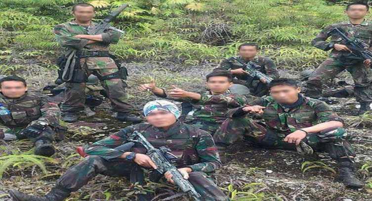 Saat 9 Prajurit Raider Kostrad Menyergap Gembong Teroris dan Menewaskannya dalam Kontak Tembak Sengit