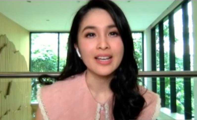 Sandra Dewi Rutin Minum Vitamin C