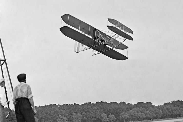 Sejarah Pesawat Udara di Dunia