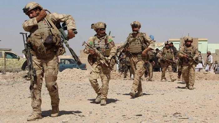 Seluruh Pasukan AS Ditarik dari Afghanistan pada 11 September