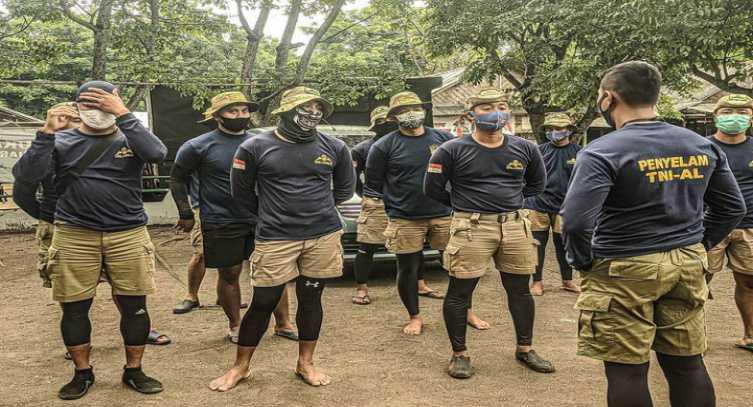 Semoga Berhasil, 34 Personel Penyelam TNI AL Kembali Diturunkan Cari CVR Sriwijaya Air