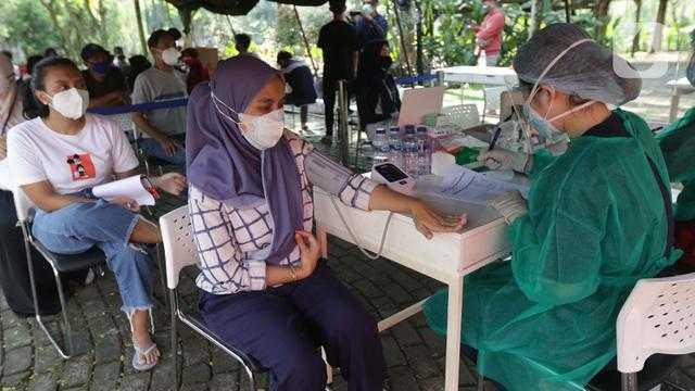 Semoga Mencapai Herd Immunity, 41,73 Juta Warga Indonesia Sudah Mendapatkan Vaksin Covid-19 lengkap