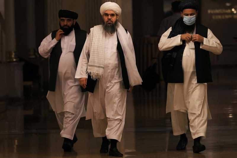 Semoga Tidak Membuat Kondisi Memanas, Rusia Akan Kaji Tindakan Taliban Sebelum Putuskan Pengakuan