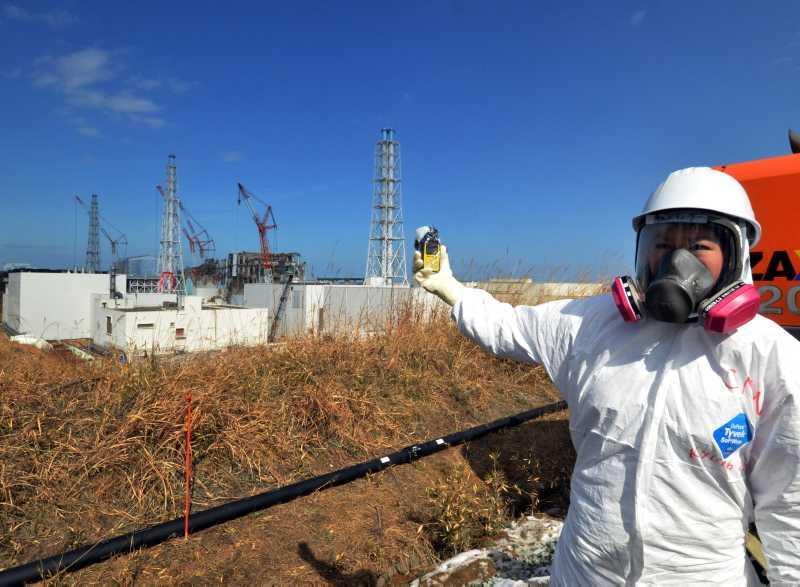 Sepuluh Tahun Tragedi PLTN Fukushima